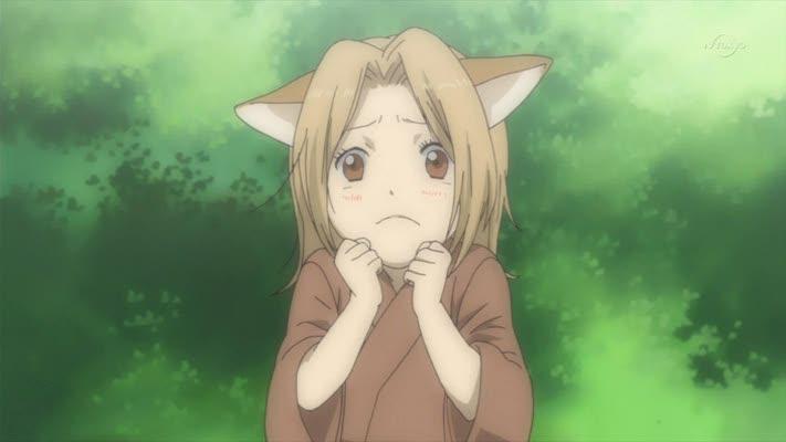Anime Fox Boy