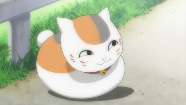 Nyanko must be an animators dream. I mean, have you ever seen an easier to animate charachter