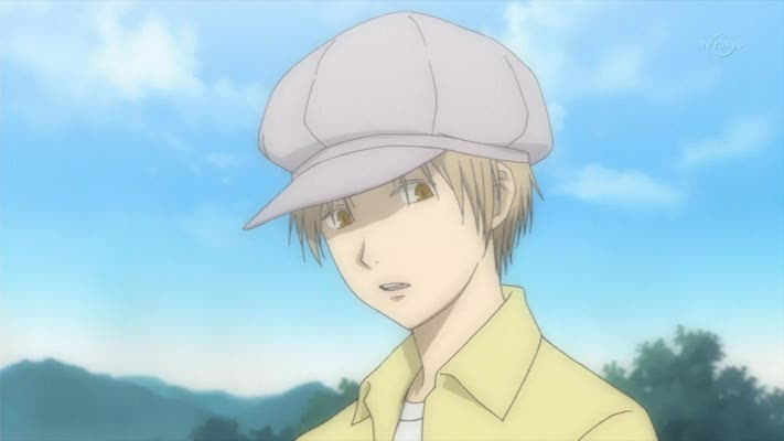 No Natsume!!! What did I tell you about wearing that hat!