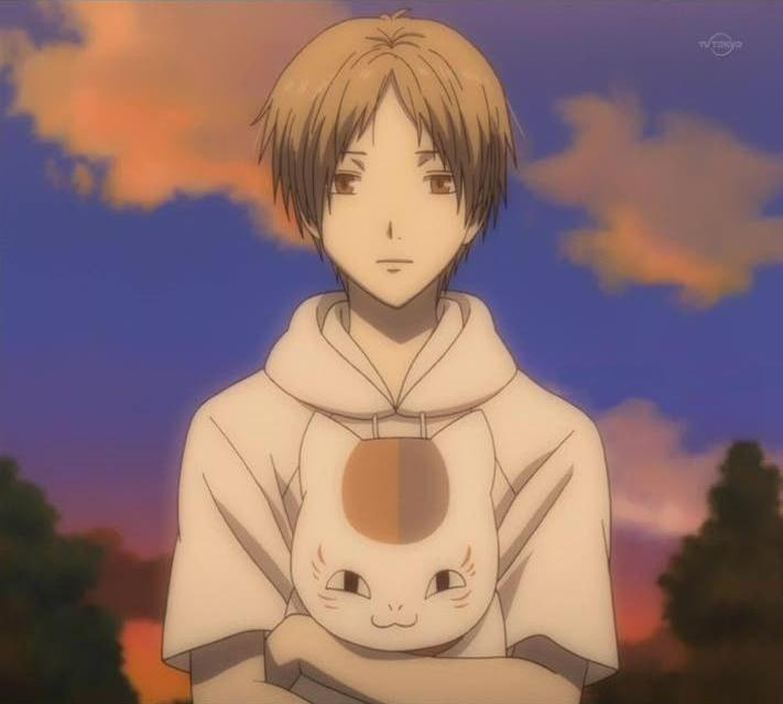 And that's the end of Natsume Yuujinchou - Sayonara!