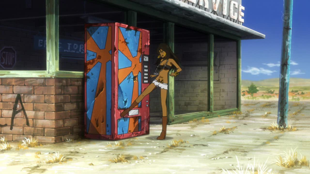 One Vending Machine