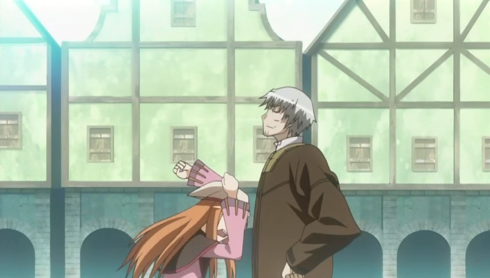 How many of you tried saying Horo and Nora out loud after this episode to see which was longer?