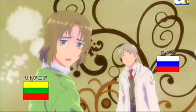I want to see a confused and troubled Lithuania come crying to me...LOLOLOLOL