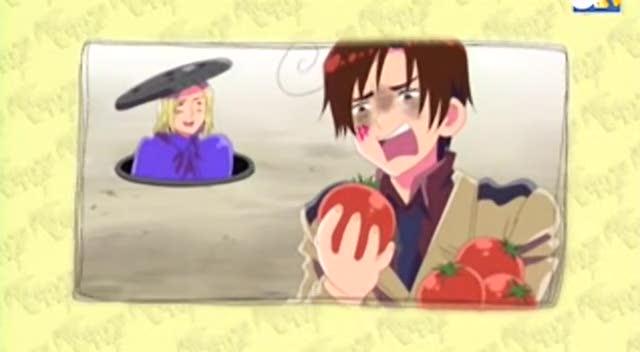 The tomato fairy strikes again