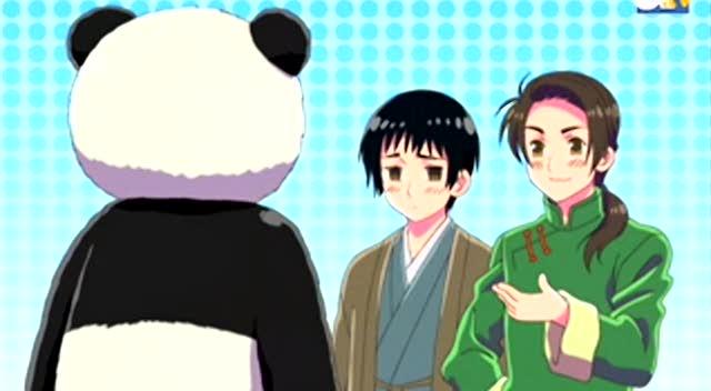 Why zee panda?