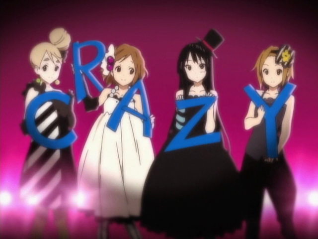 the girls of K-ON!