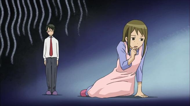 Oh Saku-chan. How could you do that to the greatest MILF since Toradora