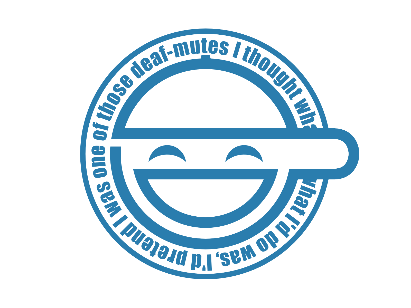 laughing man logo - photo #11