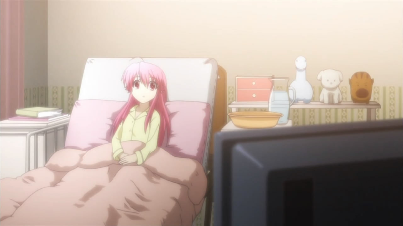 Angel Beats! episode ten   Bokutachi no BLOG