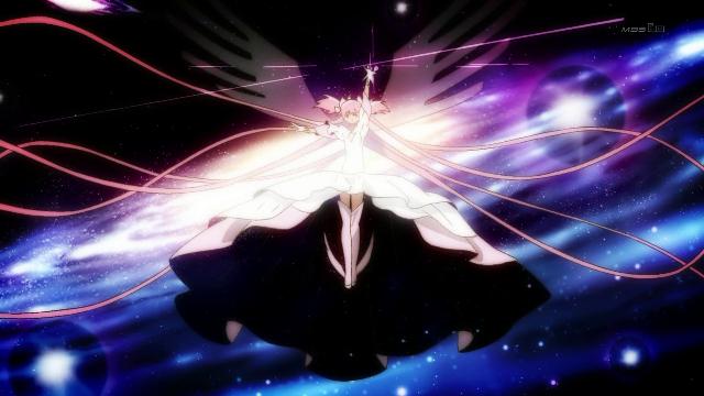 Madoka Magica Eleven Twelve Becomes A God