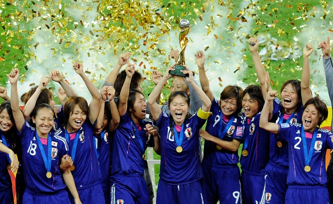 Japan: FIFA Women's World Cup 2011 Champions