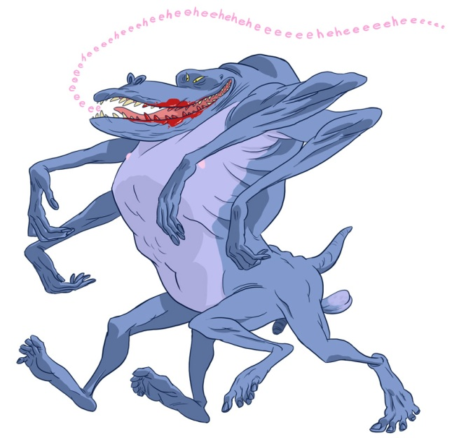 20-limbed Monster